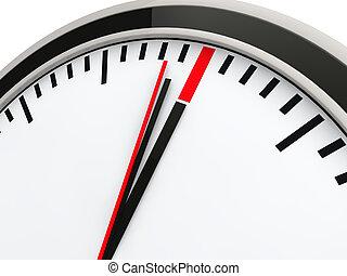3d time clock deadline
