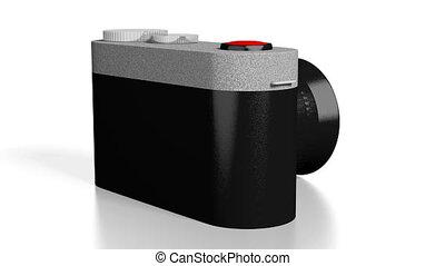3D tourist camera