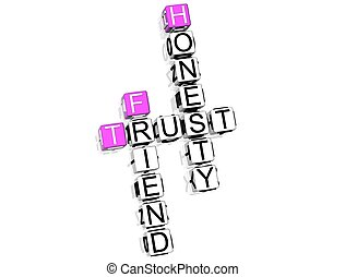Trust Crossword