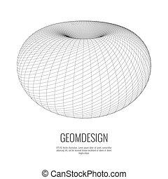 3d vector object