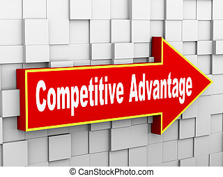 3d wall  competitive advantage