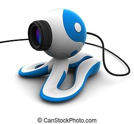 web cam - 3d web cam design