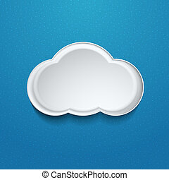 3d white clouds