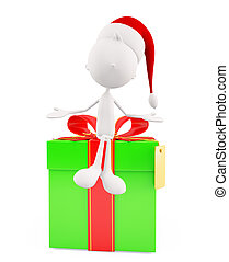 3d White for Christmas