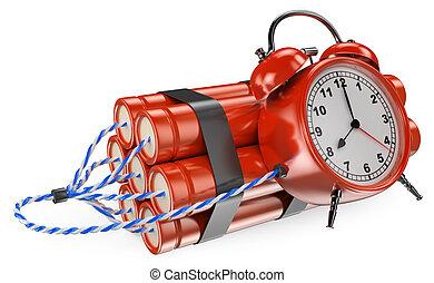3D Time bomb