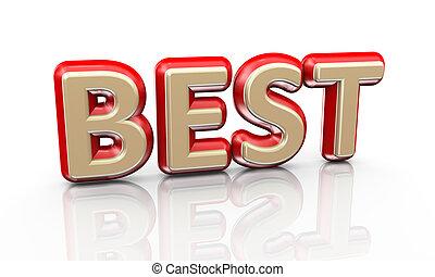 3d word best