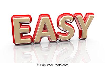 3d word easy