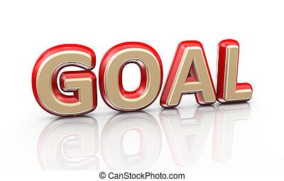 3d word goal