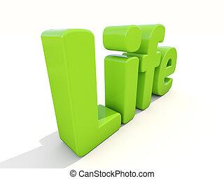 3d word life