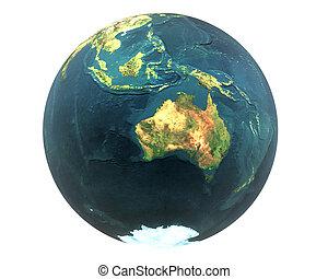 3D world Australia