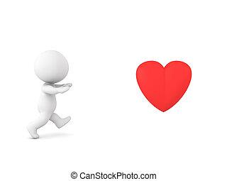 Datierung gegen Beziehung