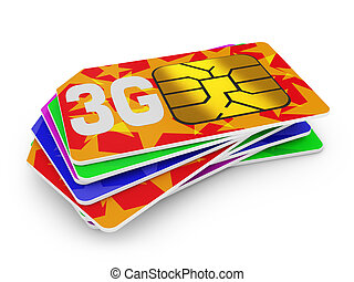 3g sim cards