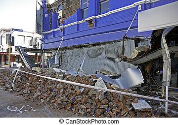 4, 地震, 2010, christchurch, sep