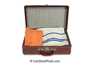 4, 型, スーツケース