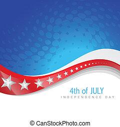 4 de julho, dia independência
