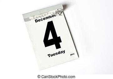 4. December 2012
