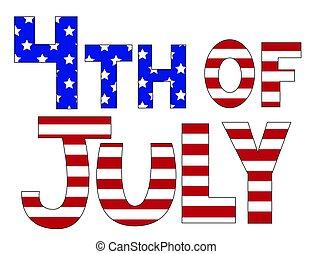 4 juillet