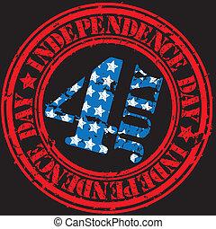 4 julio, grunge, independencia, da