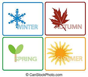 4, seasons