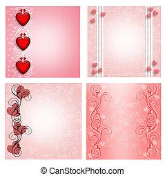 4, valentine, projetos
