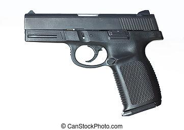 40. Caliber Hand Gun