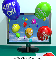 40% Off Balloons From Computer Shows Sale Discount Of Forty Percent Online