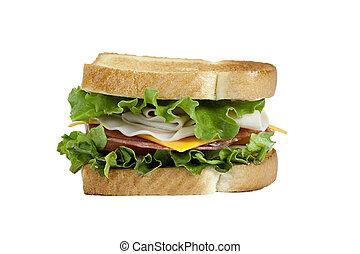 400 vegetable sandwich