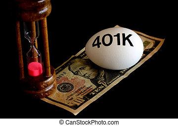 401k, bo egga