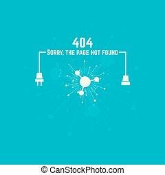 404 connection error.