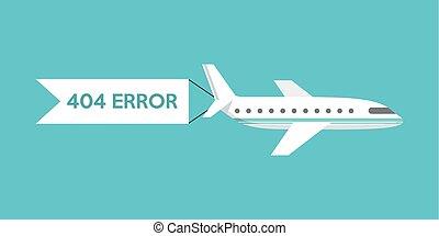 404, erro