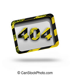 404 error