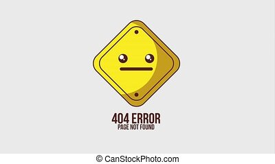 404 error page animation hd - 404 error page not found...