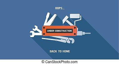 404 error page vector illustration