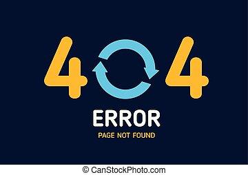 404 new restart - 404 error with restrat icon notebook ...