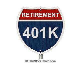 40k1, 基金, 退休, 你
