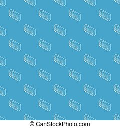420 on analog flip clock pattern vector seamless blue repeat for any use