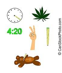 420, tempo