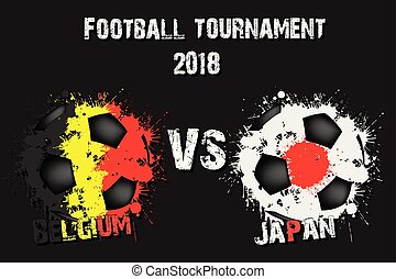 4556- Belgium vs Japan