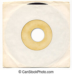 45rpm Vinyl Record in Sleeve.