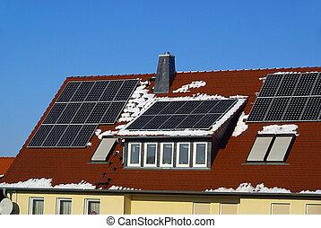 47, planta, solar