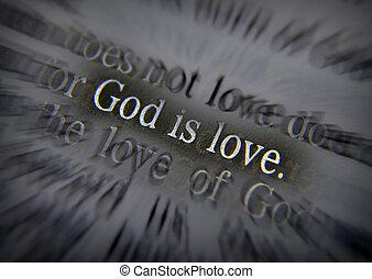 4:8, -, angol, miłość, 1, biblia, tekst, bóg