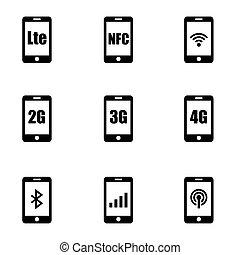 4g, technologie, 3g, lte