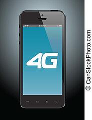 4g, telefono cellulare