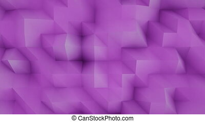 4K Abstract Polygon Background.
