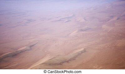 amazing Erg chebbi dunes in the sahara desert, morocco - 4k...
