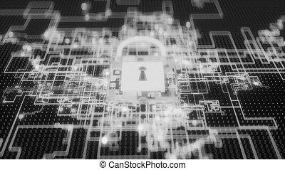 4K Cybersecurity Protocol Defending Inbound Attacks....
