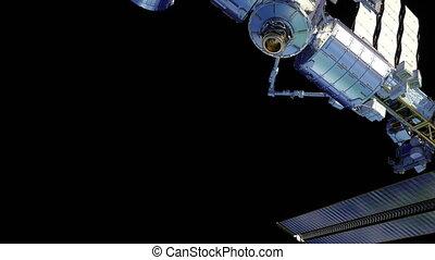 4K. International Space Station. - International Space ...