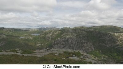 4K, Norway, The Preikestolen Surrou - Nature Of Norway,...