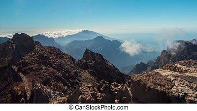 Time Lapse, La Palma