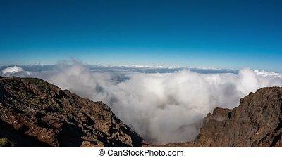 4k Time Lapse, La Palma